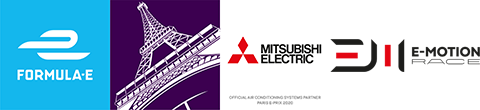MITSUBISHI ELECTRIC PARIS E-PRIX 2020